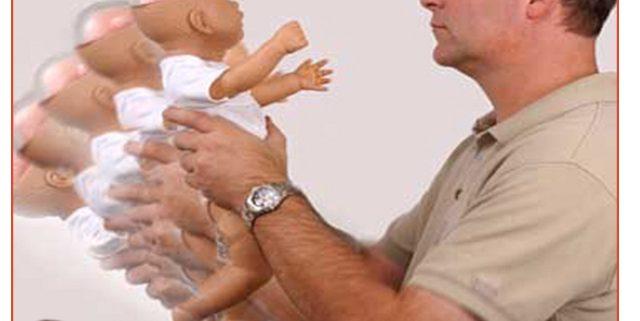 سندرم تکان شدید کودک